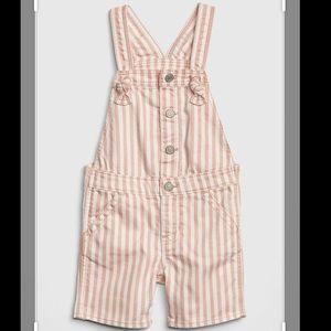 Baby Gap Stripe Overalls Sz 5T